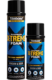 X-TREME Window & Door Foam Sealant