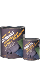 Titebond Solvent Free Indoor/Outdoor Carpet & Tile Adhesive